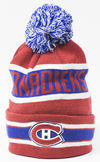Zephyr Montreal Canadiens Stripe Custom Knit  NHL -tupsupipo (17)