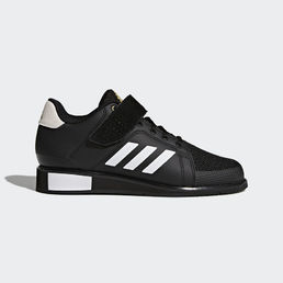 Adidas Power Perfect III - Painonnostokengät Musta