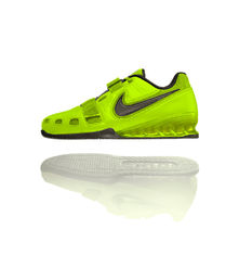 Nike Romaleos 2 weightlifting shoe painonnostokenkä keltainen yellow