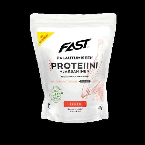 Natural Proteiini + Jaksaminen 800g  f8ef1226b9