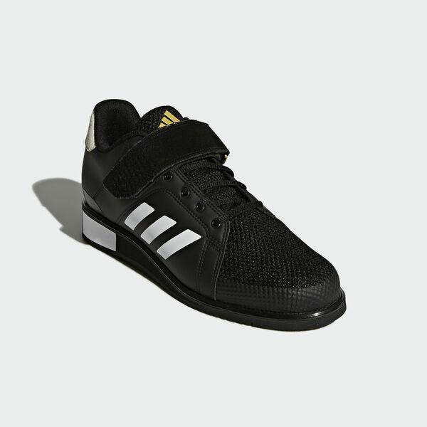 Adidas Power Perfect III - Painonnostokengät Musta  af68bdeb4b